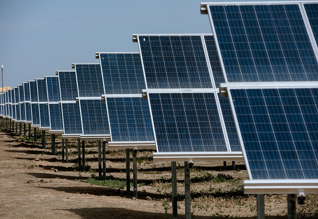 Russia's largest solar power plant to be built in the Republic of Kalmykia